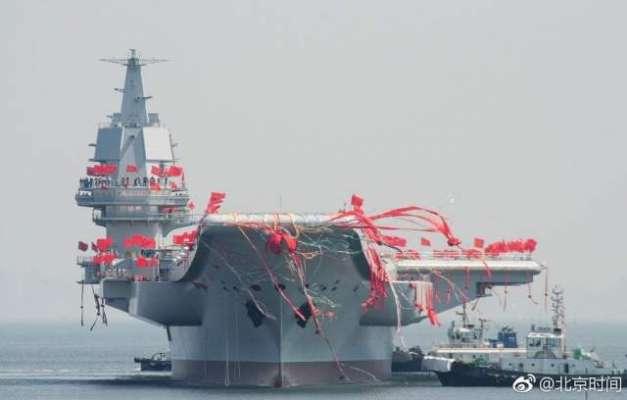 اب کرکے دکھائے کوئی مقابلہ، چین نے دنیا کا جدید ترین ہتھیار میدان میں ..