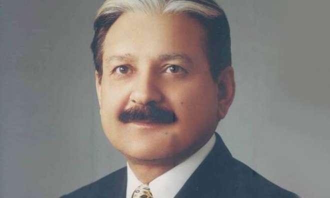 چیف الیکشن کمشنرجسٹس ریٹائرڈ سر دار محمد رضا نے الیکشن کمیشن کا (کل) ..