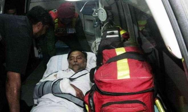احسن اقبال پر قاتلانہ حملے کیخلاف مذمتی قرارداد پنجاب اسمبلی میں جمع