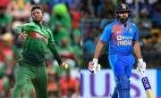 بنگلہ دیش نے بھارت کو پہلے ٹی ٹونٹی انٹرنیشنل میچ میں 7 وکٹوں سے ہرا ..