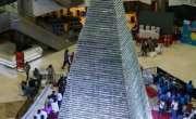 دنیا کا سب سے بڑا کپ کیک ٹاور