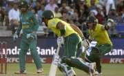 جنوبی افریقہ نے پاکستان کےخلاف ٹی ٹونٹی سیریز جیت لی