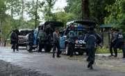 میانمارمیں رخائن باغیوں کے حملے ،13 پولیس اہلکار ہلاک،نوزخمی