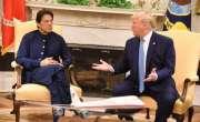 صدر ٹرمپ کے ساتھ میٹنگ سے بہت خوش ہوں، وہ صاف گو انسان لگے: وزیر اعظم ..