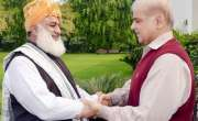 نوازشریف کی واضح ہدایت ہے کہ پاکستان سے پیار رکھنے والا ہرشخص مولانا ..