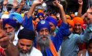 کشمیری خواتین کی عزت و آبرو کی حفاظت کے لیے سکھوں نے آگے بڑھنے کا اعلان ..