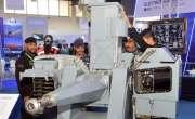 کویت ، سالانہ گلف ڈیفنس اینڈ ایروسپیس نمائش میں 200 کمپنیوں کی شرکت