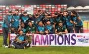 پاکستان نے سری لنکا کو ون ڈے سیریز میں شکست دیدی