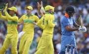 بھارت نے آسٹریلیا کو دوسرے ون ڈے میں 6 وکٹوں سے شکست دے دی ، سیریز 1-1سے ..