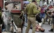 قابض بھارتی فوج کی ریاستی دہشت گردی 'مزید6 کشمیر ی جوان شہید