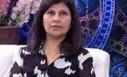 میرا بنیاد تعلق لاہور سے ہے مگر زیادہ ڈرامہ سیریل کراچی سے کی ہیں 'روبینہ ..