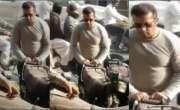 بالی وڈ کے دبنگ خان سلمان خان پاکستان کے شہر کراچی میں