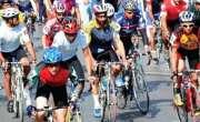 کلیم اعوان انویٹیشن پی ایس ایلان کراچی 25کلومیٹر پیس مشن گولڈ کپ سائیکل ..