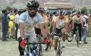 دنیا کے بلند ترین مقام پر ٹرڈی خنجراب سائیکل ریس 27سے 30 جون تک ہوگی
