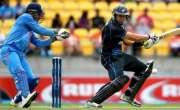 نیوزی لینڈ نے بھارت کو ورلڈ کپ وارم اپ میچ میں 6 وکٹوں سے شکست دے دی