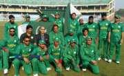پاکستان اور انگلینڈ بلائنڈ کرکٹ سیریز 10تا18نومبریو اے ای میں منعقد ..