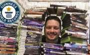 ٹیکساس کے ایک شخص کی  20 ہزار سے زیادہ گیمز کی ویڈیو کلیکشن  گینیز ورلڈ ..