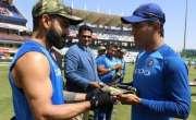 بھارتی کرکٹ ٹیم کی جانب سے فوجی کیپ پہننے کا معاملہ، وفاقی حکومت نے ..
