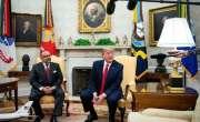 امریکا جنگ نہیں چاہتا' لیکن خطرے اور جارحیت سے نمٹنے کے لیے تمام آپشنزکو ..