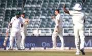 جوہانسبرگ ٹیسٹ :پاکستان نے 3وکٹوں پر 153رنز بنا لیے