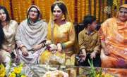 معروف ماڈل وداکارہ ماہ نور شادی کے بندھن میں بندھ گئی