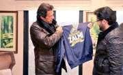 جاوید آفریدی کی وزیر اعظم عمران خان سے ملاقات،پی ایس ایل میں پشاور ..