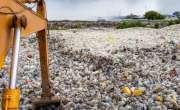 دنیا بھر کے  کچرا پلاسٹک کو ری سائیکل کر کے این ایف ایل، ایپل،  مائیکروسافٹ ..