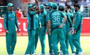 پہلا ون ڈے ، جنوبی افریقہ نے پاکستان کو جیت کیلئے 267رنز کا ہدف دیدیا