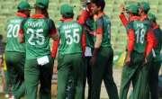 بنگلا دیش کرکٹ ٹیم نے کورونا وائرس کے خلاف جنگ لڑنے کے لیے اپنی ماہانہ ..