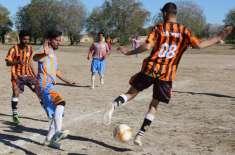 یوفون بلوچستان فٹبال کپ: نوشکی اور لورالائی میں پہلا مرحلہ مکمل