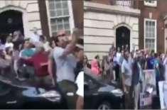 پی ٹی آئی لندن کا نوازشریف کیخلاف احتجاجی مظاہروں سے لاتعلقی کا اظہار