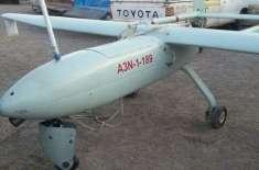 ایران کی بری فوج کا ڈرون ٹیکنالوجی میں خودکفیل ہونے کا اعلان