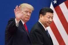 ٹرمپ نے پہلی بار چین سے ٹریڈ وار ختم کرنے کا اشارہ دیدیا