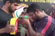 پاکستانی مارشل آرٹسٹ نے بھارتیوں کی جانب سے بنائے گئے 6عالمی رکارڈ ..