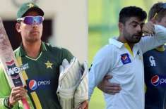 My comparison should be stopped Ahmad Shahzad: Omar Akmal