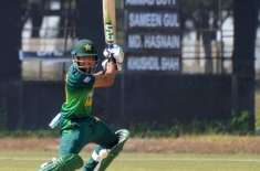 اے سی سی ایمرجنگ ٹیمز کپ، پاکستان نے اومان کو 147 رنز سے ہرا دیا، حیدر ..