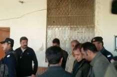 چیئرمین نیب نے ڈائریکٹر آرکیالوجی ومیوزیم پشاور کی گرفتاری کا نوٹس ..