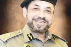 آئی جی سندھ کی زیر صدارت امن وامان کے حوالے سے اجلاس