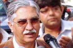 آصف علی زرداری کی صحت بارے پارٹی تشویش پر توجہ نہیں دی جا رہی ہے ، نیر ..