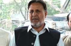 نیا پاکستان ہائوسنگ پراجیکٹ پر پیش رفت کا جائزہ لینے کیلئے اعلیٰ سطح ..