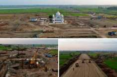 حکومت پاکستان نے ایک سال کے عرصے میں کرتارپورہ گردوارہ کی ازسر نو تعمیر ..