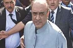 آصف علی زرداری نے کوئی پیسہ دیا اور نہ ہی کوئی ڈیل ہوئی