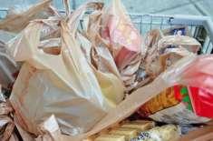 پلاسٹک بیگزکے استعمال پرمکمل پابندی عائد ،