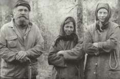 This Family In Siberia Was So Isolated, They Didn't Even Know About WWII