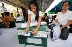 تھائی لینڈ میں انتخابات، نتائج کا اعلان نومئی تک مؤخر کر دیا گیا