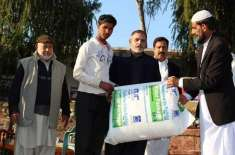 الخدمت فاؤنڈیشن پاکستان کی جانب سے لائن آف کنٹرول متاثرین میں امدادی ..
