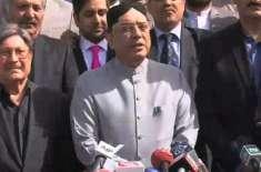 آصف علی زرداری کی بریت کے خلاف نیب کی اپیل پر سماعت کل ہوگی