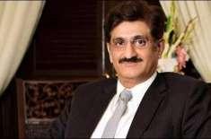پہلی مرتبہ پی ایس ایل کے تمام میچز پاکستان میں ہوں گے ،وزیراعلیٰ سندھ