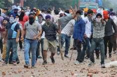 مقبوضہ کشمیر میں بھارتی مظالم کے نتیجے میں آئندہ 30 سالوں میں ہونے والی ..