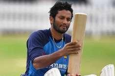 سری لنکن ٹیسٹ ٹیم کے کپتان کو کولمبو میں گرفتار کر لیا گیا، ضمانت پر ..